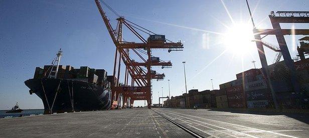 Mersin Limanından dev anlaşma