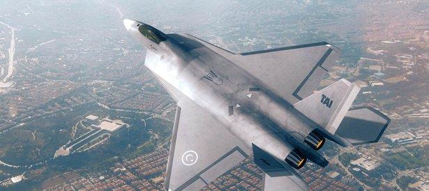 Milli savaş uçağı projesinde yeni gelişme