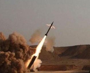 Yemenden Suudi Arabistana füze saldırısı