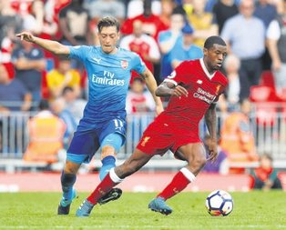 Liverpool sahasında Arsenal'i ezdi geçti