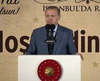 Erdoğan: Yeni bir atılım dönemine hazırlanıyoruz