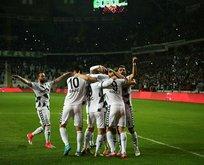 Türkiye Kupası'nda son yarı finalist Konyaspor oldu