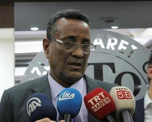 Sudan'dan açıklama