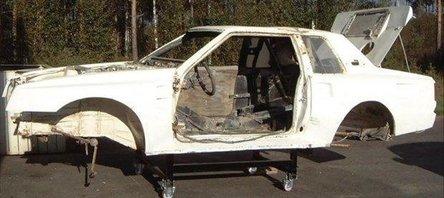 1984 model otomobil bakın nasıl değişti