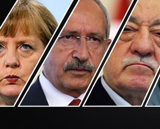 Türkiyeye karşı şer ittifakı