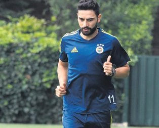 Mehmet Ekici takıma katılıyor