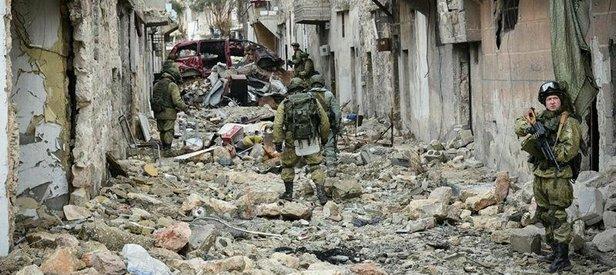 Suriyede Rusyaya bir şok daha