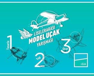 Gençler model uçak tasarlayacak