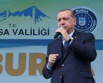 Erdoğan'dan katil Esed'e sert tepki