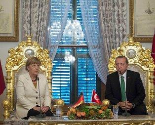 Merkelin seçilmesi Erdoğanın vereceği karara bağlı