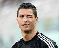 Cristiano Ronaldodan Göztepeye yeşil ışık