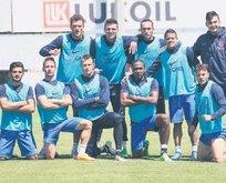 Trabzonspor idmanında kahkaha sesleri
