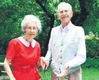 75 yıllık evlilik arka arkaya ölüm