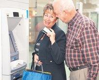 Emekliye 'özel' hizmet
