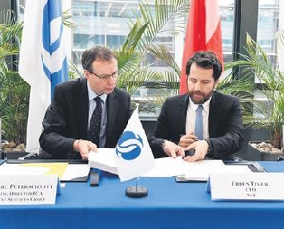 Nef ve EBRD güç birliği