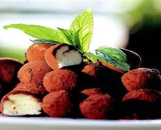 Beyaz Çikolata Şekerleri Tarifi
