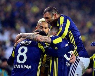 Fenerbahçeden altın vuruş