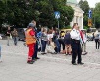 Finlandiyada saldırı! Ölü ve yaralılar var