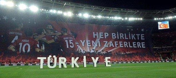 Eskişehirde 35 bin Türk Bayrağı