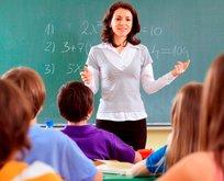 Öğretmenlere yaz ödevi