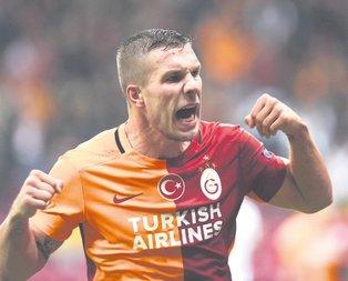 Lucas Podolski için Kobe'den 5 milyon Euro