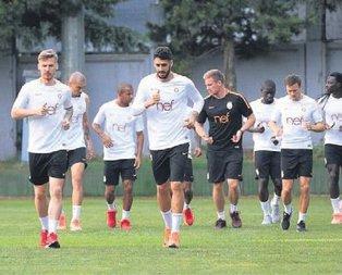 Galatasaray durmuyor