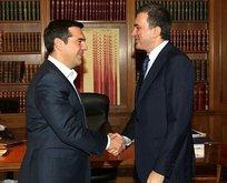 Yunanistan'da kritik görüşme!