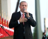 Erdoğan: Yakın zamanda tulumları giyecekler