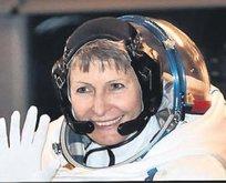 Rekortmen astronot