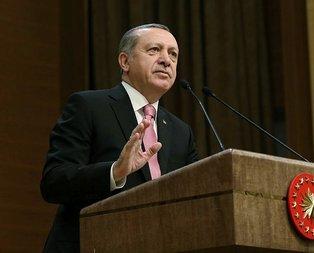 Erdoğan ödül töreninde Kenan Işık'ı unutmadı