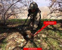 Cudi Dağında PKKya bir darbe daha!