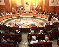 Arap Birliği toplanma kararı aldı
