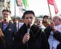Alman malı vekil PKK'nın sözcüsü çıktı!
