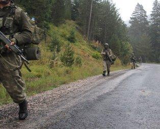 PKK Giresuna sızmaya çalıştı!