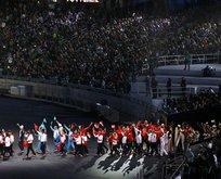 Erdoğan'dan madalya kazanan sporculara tebrik