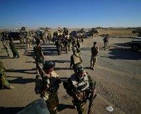 Irak ordusu Telafere girdi