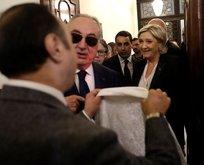 Fransız aday ile Lübnan müftüsü arasında başörtüsü krizi