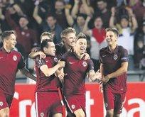 Sparta Prag Inter'i 3 golle yolladı 3-1
