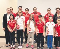 Gençlere 'İŞ'ten destek