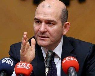 Bakan Soyludan Kılıçdaroğluna sert tepki