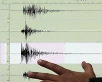 Egede korkutan deprem