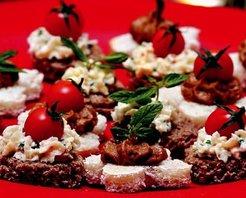 Peynirli Kanepe Tarifi