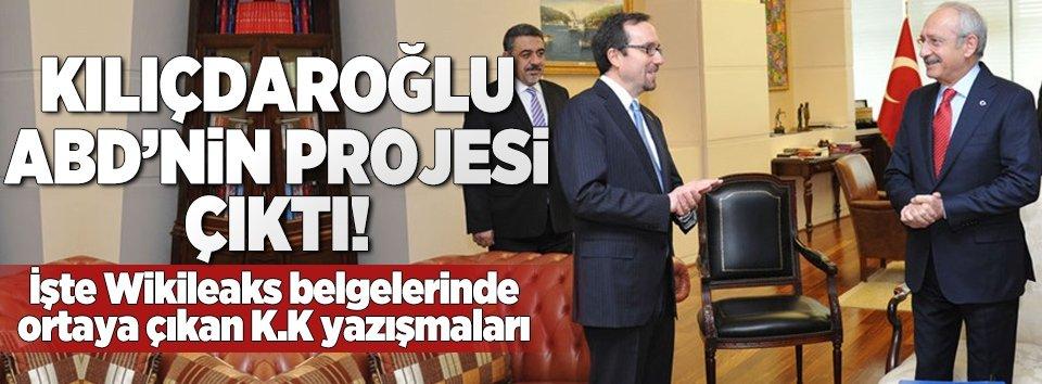 Yazışmalarda ortaya çıktı: Kılıçdaroğlu ABDnin projesi