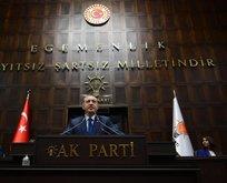 Uzun bir aradan sonra Erdoğan'dan bir ilk!