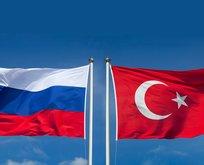 Rusya heyeti Türkiyeye geliyor