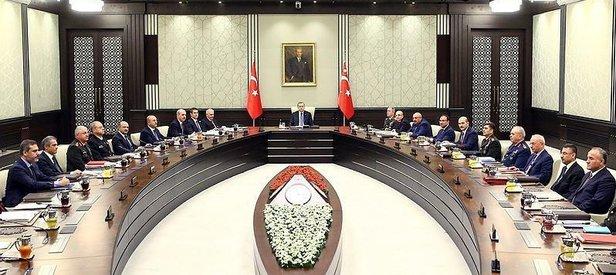 Suriyede terör koridoruna izin verilmeyecek