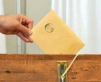 Erken seçim senaryoları çöp