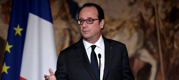 Hollandedan flaş karar!