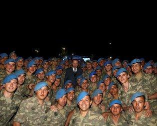 Erdoğandan Kara Kuvvetleri Komutanlığı mesajı