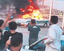 İran karıştı